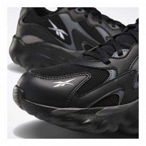 Кроссовки мужские Модель: DMX SERIES 1000 BLACK/COLD GREY/WHIT Бренд: Reeb*ok