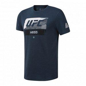 Футболка мужская Модель: UFC FG FIGHT WEEK TEE Бренд: Reeb*ok