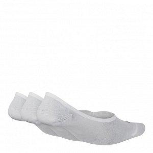 Носки Модель: 3PPK WOMEN'S LIGHTWEIGHT FOOTI Бренд: Ni*ke