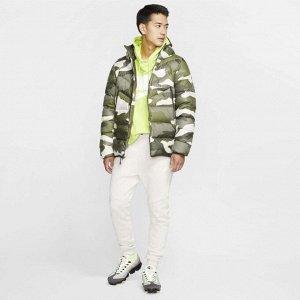 Куртка мужская Модель: M NSW DWN FILL WR JKT HD AOP Бренд: Ni*ke