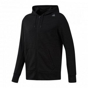 Куртка мужская Модель: WOR MEL DBL KN FZ HOODIE Бренд: Reeb*ok