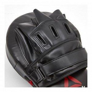 Перчатки Модель: Retail Hook and Jab Pads - Red / Black Бренд: Reeb*ok