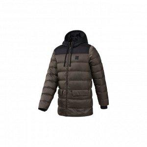 Куртка мужская Модель: F DOWN LONG JACKET TERGRY/BLACK Бренд: Reeb*ok