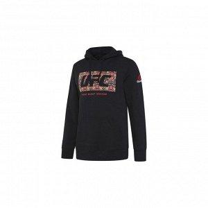 Джемпер мужской Модель: UFC GL HDY MA FW18 BLACK Бренд: Reeb*ok
