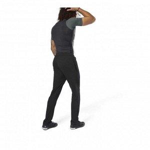 Брюки мужские Модель: EL JERSEY PANT BLACK Бренд: Reeb*ok