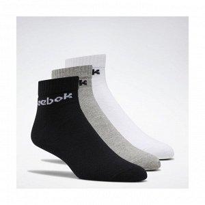 Носки Модель: ACT CORE ANKLE SOCK 3P Бренд: Reeb*ok