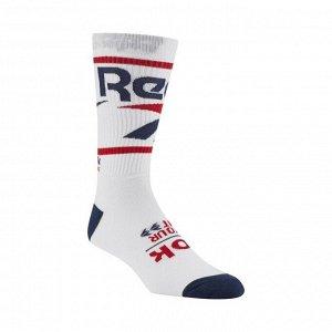 Носки Модель: CL Vector Crew sock WHITE Бренд: Reeb*ok