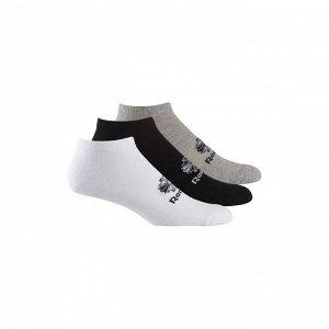 Носки Модель: CL FO NO SHOW SOCK WHITE/MGREYH/BLACK Бренд: Reeb*ok