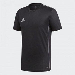 Футболка мужская Модель: CORE18 JSY BLACK/WHITE Бренд: Adi*das