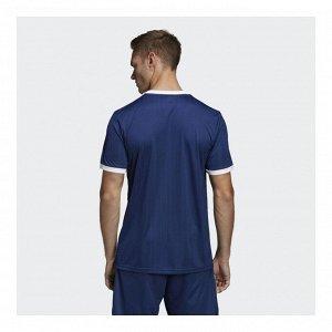 Футболка мужская Модель: TABELA 18 JSY DKBLUE/WHITE Бренд: Adi*das