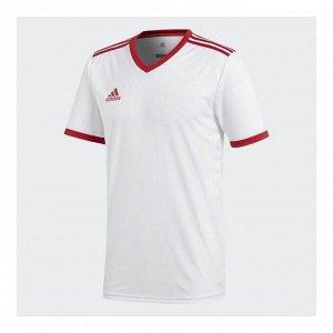 Футболка мужская Модель: TABELA 18 JSY WHITE/POWRED Бренд: Adi*das