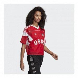 Футболка женская Модель: LAYER TEERUS SCARLE Бренд: Adi*das