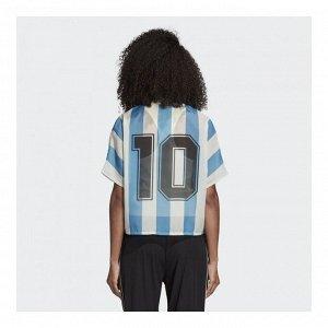 Футболка женская Модель: LAYER TEEARG MULTCO Бренд: Adi*das