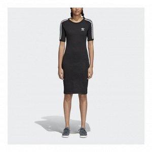 Платье женское Модель: 3 STRIPES DRESS BLACK Бренд: Adi*das