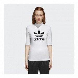 Футболка женская Модель: CLRDO TSHIRT SS white Бренд: Adi*das