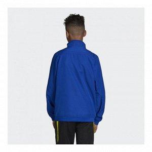 Куртка детская Модель: MUFC PRE JKTY CROYAL/BLACK Бренд: Adi*das