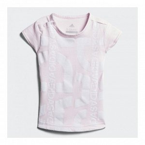 Спортивный костюм детский Модель: I MM ID G SET AERO PINK S18,white Бренд: Adi*das