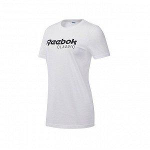 Футболка женская Модель: CL Reeb*ok TEE WHITE Бренд: Reeb*ok