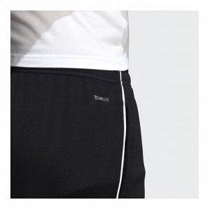 Брюки мужские Модель: CORE18 TR PNT BLACK/WHITE Бренд: Adi*das