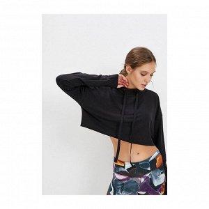 Джемпер женский Модель: D Crop hoodie Бренд: Reeb*ok