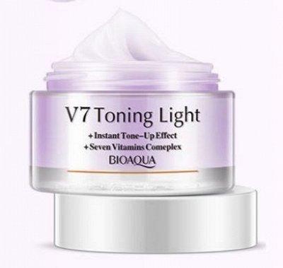 Косметика Bioaqua и др. китайские бренды — Серия V7 Toning Light — Для лица