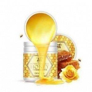 Питательная парафиновая маска для рук с мёдом и молоком BIOAQUA