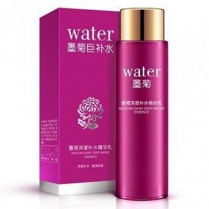 782294 BIOAQUA WATER Увлажняющая эмульсия для лица с экстрактом хризантемы, 120 мл, 12 шт/уп