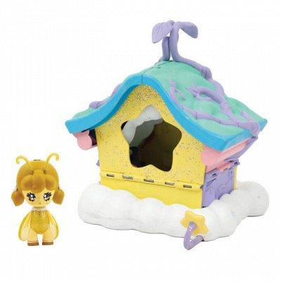Gulliver - любимые игрушки! Распродажа — GLIMMIES - фигурки лесных фей, аксессуары. Светятся в темнот — Игровые наборы