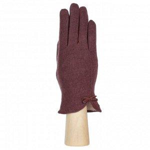 Перчатки, комбинированная кожа, Fabretti 33.9-2 brown