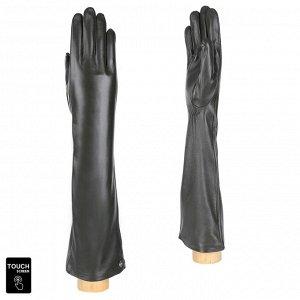 Перчатки, натуральная кожа, Fabretti S1.42-27s olive