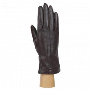 Перчатки, натуральная кожа, Fabretti 15.22-2 brown