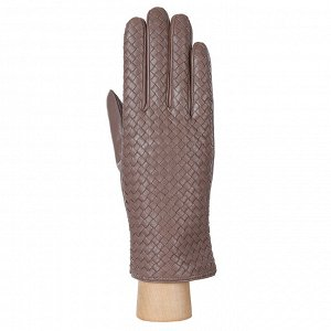 Перчатки, натуральная кожа, Fabretti F13-5 beige