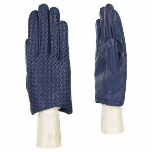 Перчатки, кожа, FABRETTI 12.88-12s blue