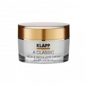 Крем для шеи и декольте A CLASSIC Neck & Decollete Cream