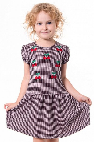 Happy яркая, стильная, модная, недорогая одежда 7 — Девочкам. Повседневная одежда. Платья — Платья