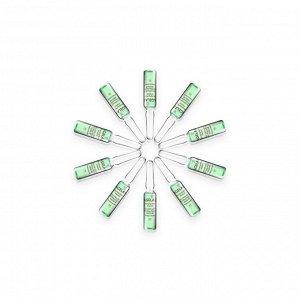 (Хит продаж!) May Island Agelab Purifying Fluid Ampoule - Высококонцентрированные очищающие ампульные сыворотки для проблемной к