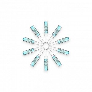 (Хит продаж!) May Island Agelab Hydro Fluid Ampoule - Высококонцентрированные увлажняющие ампульные сыворотки 2мл x 10 шт.
