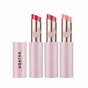 (Истекающий срок 2020.04 - 05) Agatha Blanc Mellow Lip Tint 3g - Тинт для губ 3г