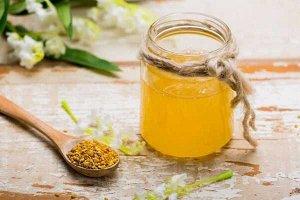 Крем мед с пыльцой