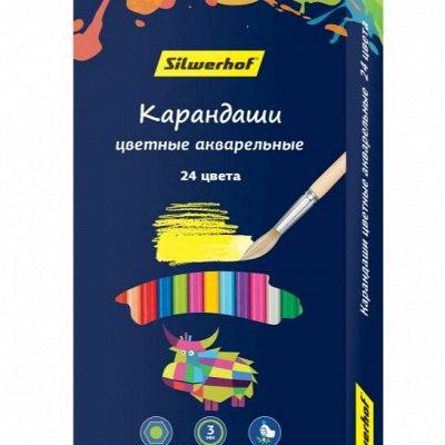 18~Любимый SILWER! Все в наличии! — Цветные карандаши и ручки — Школьные принадлежности