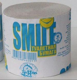 Туалетная бумага Смайл