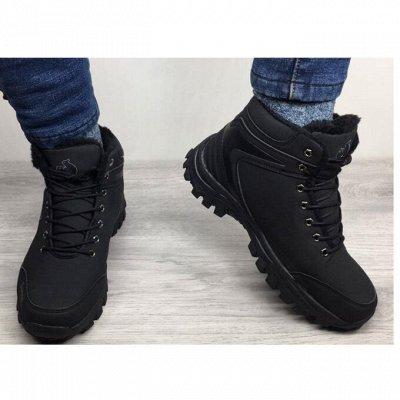 💥Обувь! Супер цены!🍁Одевайся вся семья!🍂Осень-Зима🔥😍  — Мужские утепленные кроссовки!Новые модели! — Для мужчин