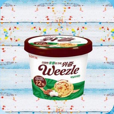 АлтайХлеб, Мираторг, Мерилен и др. — Корейское мороженое LOTTE — Мороженое
