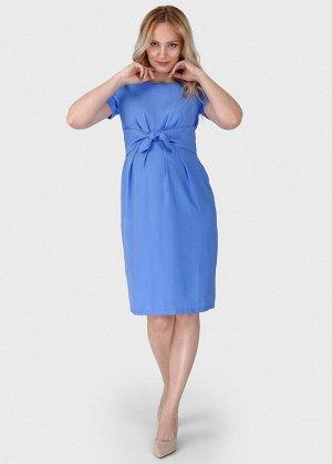 """Платье """"Трэйси"""" для беременных; цвет: голубой"""