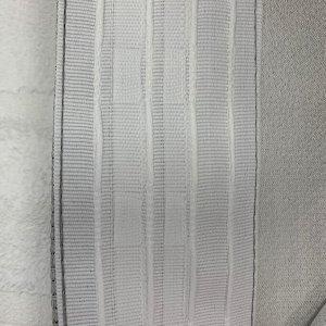 Светлый серый 2 шторы по 2 метра длина 270 см