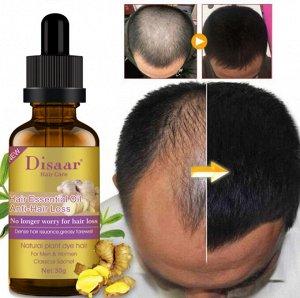 Сыворотка с маслом имбиря против выпадения волос 30 мл
