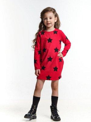 Платье, UD 4333 красный
