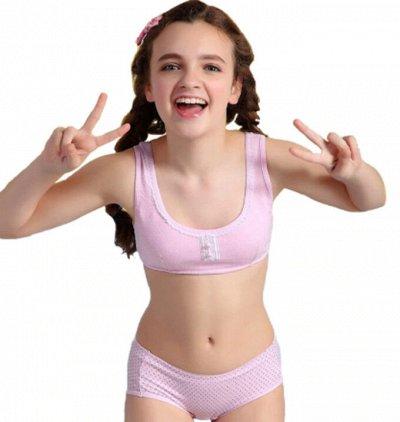 Меламиновые губки/ В наличии/Быстро — Белье для юных леди — Для девушек