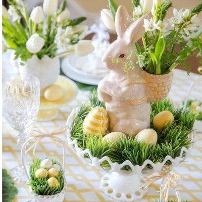 Канун праздника лучше самого праздника. Еще по старым ценам — Пасхальный  декор — Пасха
