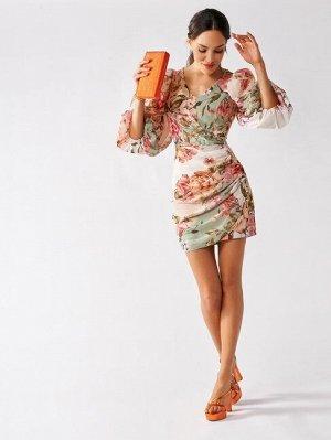 Шикарное платье италия!
